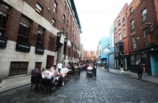 Legislation that allows drinking outside pubs and restaurants extended to May