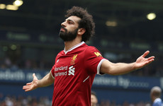 Salah wants to stay at Liverpool for the rest of his career
