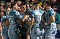 Leinster cruise to victory in Glasgow to go top