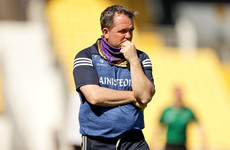 Davy Fitzgerald confirms he thought he had the Galway job