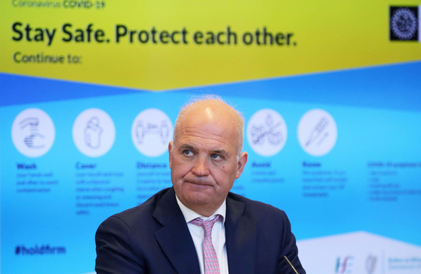 Coronavirus: 2,427 new cases of Covid-19 confirmed in Ireland