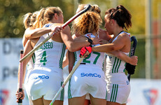 Ireland women's hockey team one game from World Cup spot after 3-2 win over Belarus