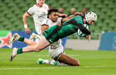 Mack the Knife scores twice as Connacht nail bonus-point win over Ulster at the Aviva