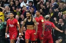 King nets hat-trick against former club as Ranieri's five-star Watford stun Everton