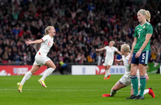 Super-sub hits hat-trick as England beat Northern Ireland in Wembley World Cup qualifier