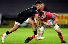Munster suffer first URC loss of season to Opsreys