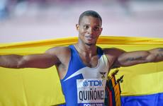 Olympic sprinter shot dead in Ecuador as violence spikes
