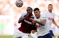 West Ham beat Spurs to go 4th
