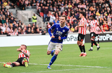 James Maddison scores first goal since February in Leicester win