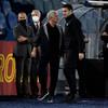 Jose Mourinho sent off as Napoli's 100% start finally ends