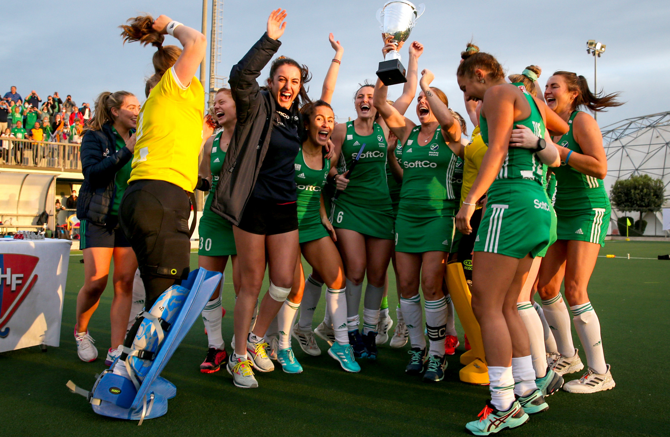 Ireland secure World Cup spot after beating Wales