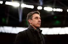 Gary Neville tips Man United to stand by Solskjaer