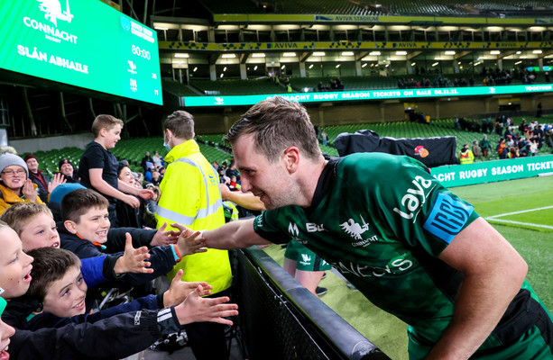 Friend backs Carty after out-half's masterclass helps Connacht to big win