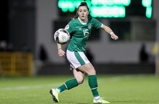 'It feels like I'm finally home' - Lucy Quinn loving life in the Ireland squad
