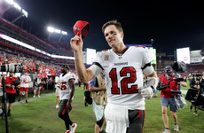 Tom Brady throws 600th touchdown as Tampa Bay rout Chicago