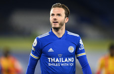 James Maddison feels he has 'swagger' back after admitting loss of confidence