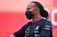 Hamilton admits Verstappen has upper hand in F1 title race