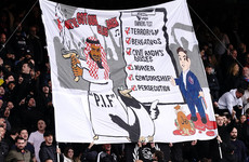 UK police to take no further action over Palace fans' Saudi banner