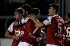 King strikes again for Pat's to leave Dundalk facing relegation battle