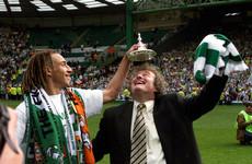 Celtic send their best wishes to former boss Wim Jansen