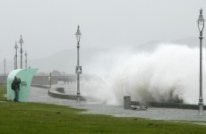Stay away from shoreline during severe weather, says Coast Guard