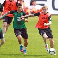 Ireland team named: McClean, McGeady and McCarthy in youthful midfield