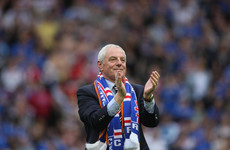 Former Scotland and Rangers manager Walter Smith dies aged 73