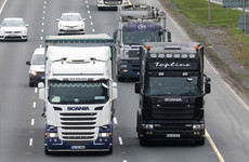 Hauliers to consider protests over carbon budget targets amid rising operating costs