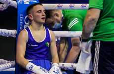 Double disappointment as two more Irish boxers exit World Championships