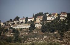 US criticises Israeli settlements on Palestinian land