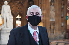 Face coverings now mandatory for everyone in House of Commons - except MPs