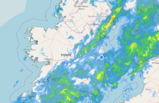 Status Orange rain warning for three south-eastern counties as flooding is predicted