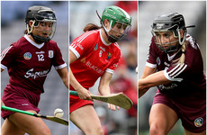 Galway All-Ireland winning duo and Cork star shortlisted for Player of the Year award