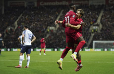 Special Origi finish settles hard-earned victory for Liverpool at Preston