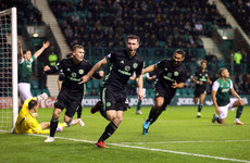 Celtic capitalise on Rangers slip-up to close gap to two points