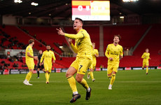 Brentford beat Stoke to reach Carabao Cup quarter-finals