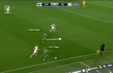 Tactics Board: Colossal work rate and sticking to the game plan earns Ireland superb away win