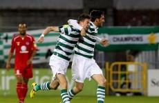 VIDEO: Ronan Finn scores one of the best LOI goals you'll see this season