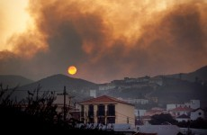 Fires begin to ease on Canary Islands