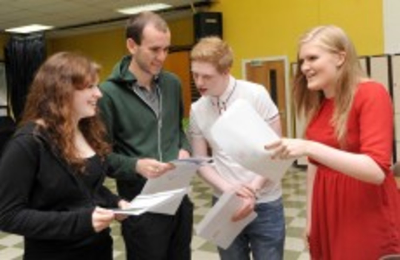 Which Leaving Cert subjects produce the most A grades? · TheJournal ie