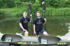 Blind canoeist to paddle the length of the Shannon for charity