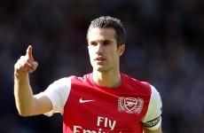 Confirmed: United and Arsenal agree Van Persie deal