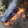 California wildfires force hundreds of evacuations