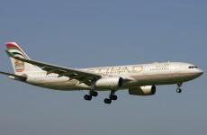 Etihad eyes Ryanair's Aer Lingus stake