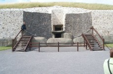 Newgrange is Ireland's favourite heritage site