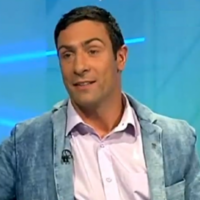 Remember that, eh... gorgeous jacket Ken Egan wore during the Olympics?