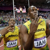 Usain Bolt and Yohan Blake to go head to head... on the cricket field?