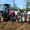"""Irish man teams up with Kenyans to give """"trade without aid"""""""