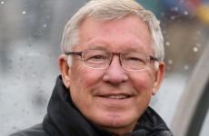 Party like it's 1999: Ferguson says van Persie takes United to treble level