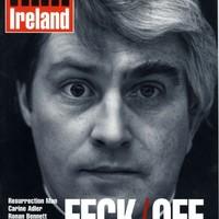 25 years of Irish Film - through Film Ireland covers